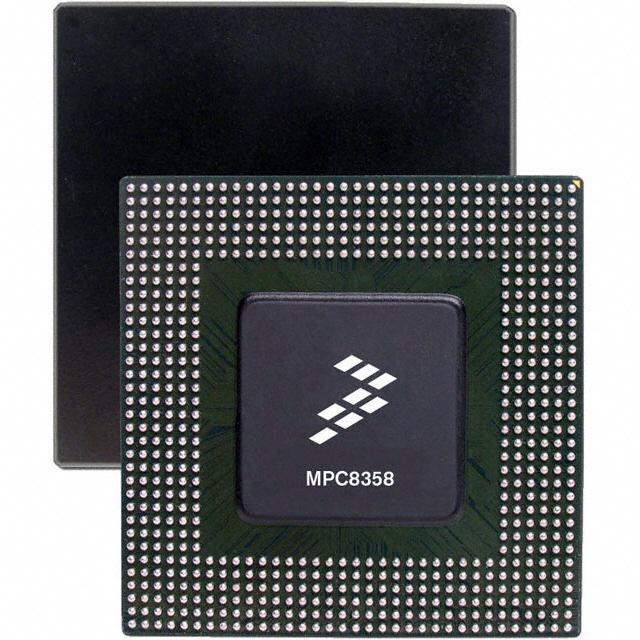 MPC8358ECVRADDDA